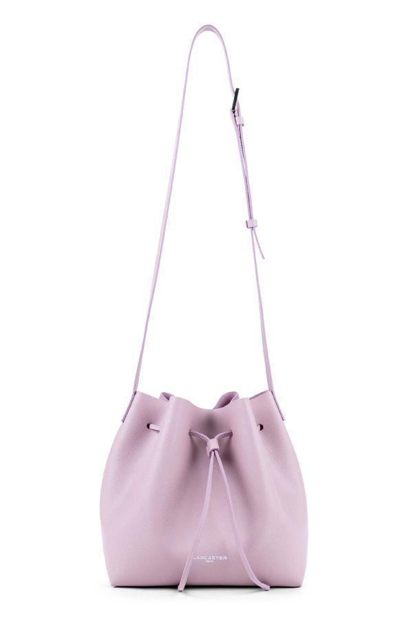 un joli sac lilas pour le printemps - Sac A Main Color