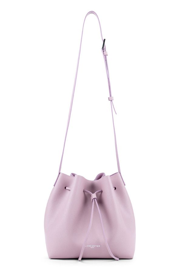 Un joli sac lilas pour le printemps