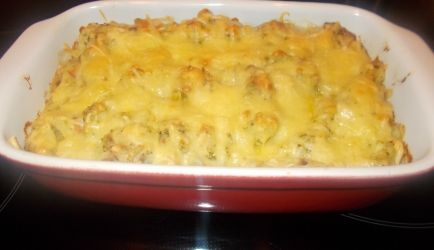 Momenteel kan ik alleen zachte maaltijden gebruiken en zo kwam ik op dit lekkere ovenschoteltje vol smaak. Je kunt dit heel goed voorbereiden en ongeveer drie...