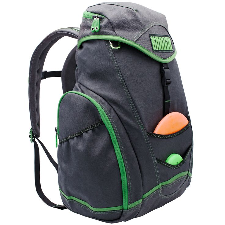 """""""Hennep"""" the Dutch word for hemp culminates into the ultimate disc golf bag. Loaded with features, and eco friendly to boot, this is sure to become your """"go to"""" disc bag."""