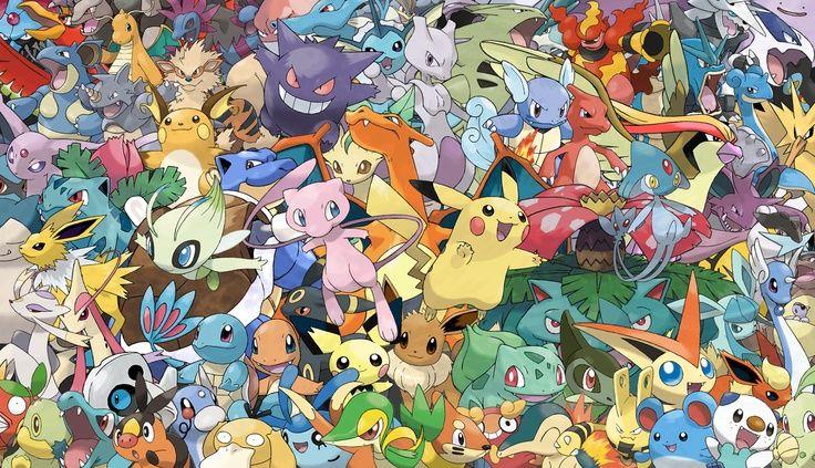 First Gen Pokemon // Pokemon