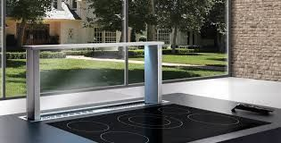 Image result for pop up vents for cooktops