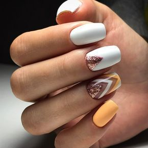 nail art facile plein de brillance, #art #brillance #de #facile #nail #plein,