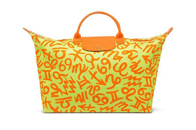 ロンシャン×ジェレミー・スコット、西洋占星術のアイコンが彩るヴィヴィッドカラーのバッグ | ニュース - ファッションプレス