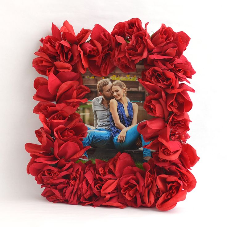 Kodak Moments:  - A Valentine's frame that will last longer than any bouquet.