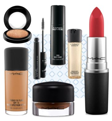 Newbie to the world of MAC Cosmetics? We've created a MAC starter pack, featuring the brand's must-have staples.
