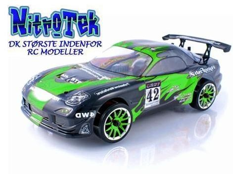 RC (remote control) cars are a popular branch of the RC toy craze. RC cars come is a wide variety of styles ranging from small and leisurely to fast and furious and rc grinds are popular with all ages and skill set.     http://www.nitrotek.dk/rc-biler.html