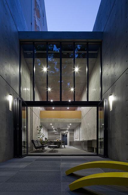 House in Utsubo Park - Tadao Ando kameda_house_D017