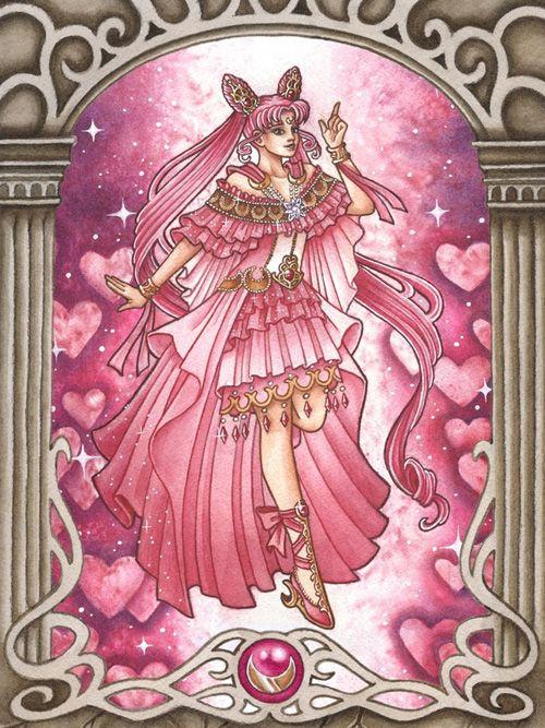 Sailor Moon Original Designs