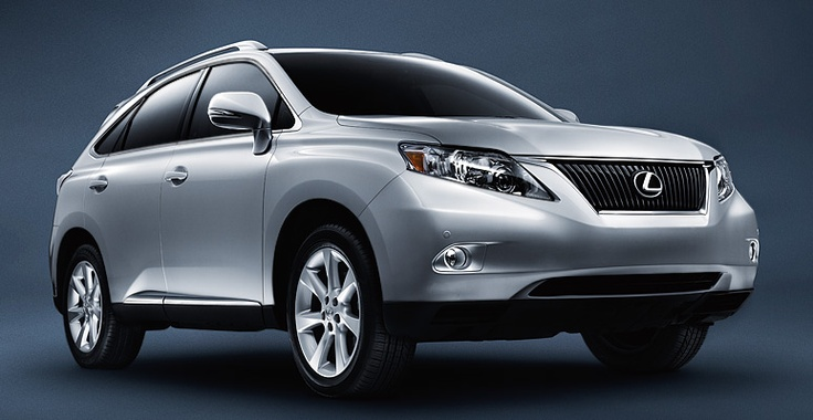 Lexus SUV 2012 Car I would really like but won't ever happen....