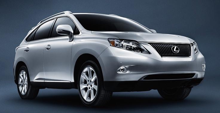 Lexus SUV 2012