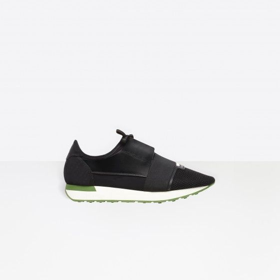 Shop Balenciaga Multimaterial Contrasted Runners Black Men in Balenciaga Sale online with Balenciaga Sneakers Sale and Cheap Balenciaga #shoes #runners #sneakers #lifestyle #spring #ss18