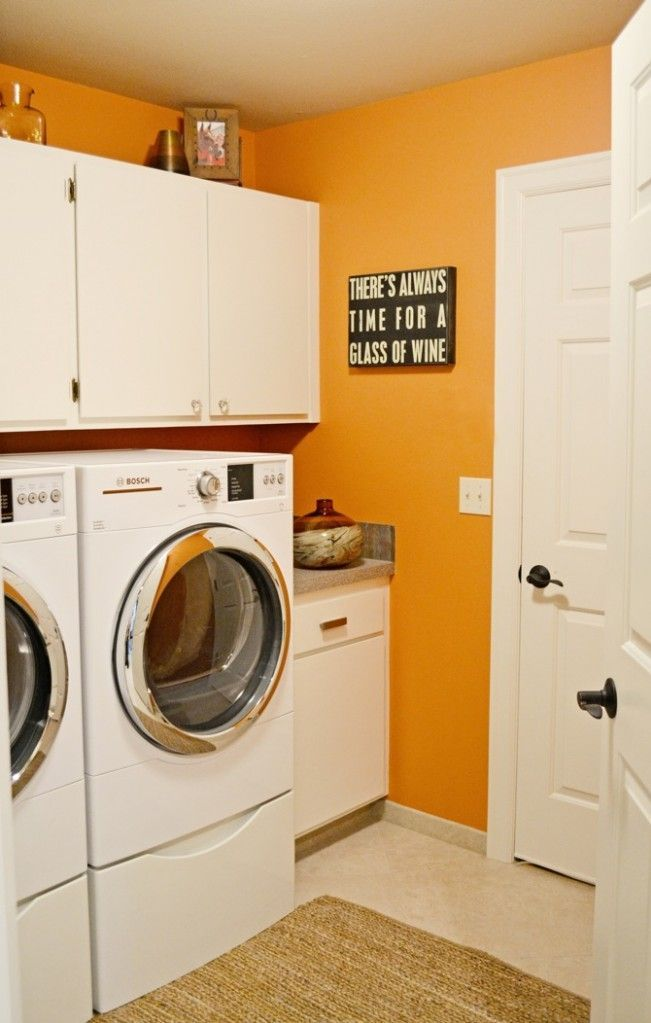 115 best images about ideas laundry rooms on pinterest - Best laundry room colors ...