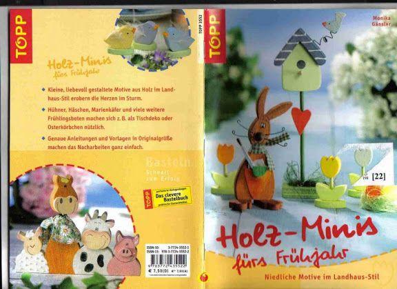 Topp - Holz Minis fürs Frühjahr - Comatus Coprinus - Picasa Albums Web