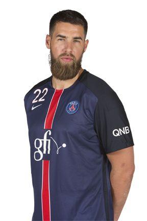Luka KARABATIC - Ligue Nationale de Hanbdall - Présentation des joueurs
