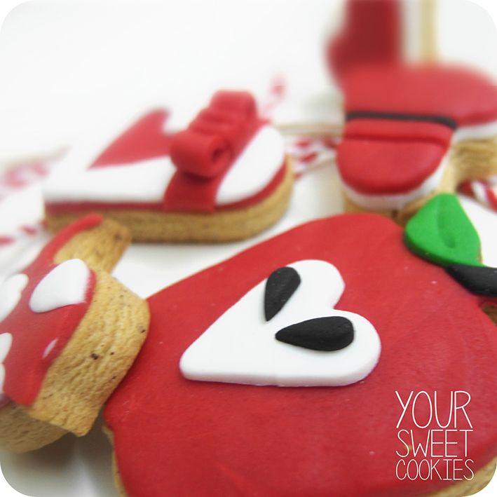 Love Cookies http://instagram.com/yoursweetcookiess