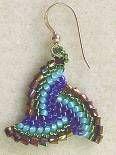 Peyote Pinwheel Earrings                                                                                                                                                      More