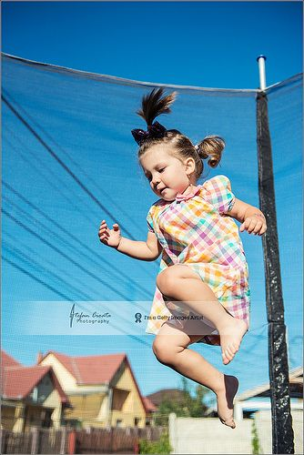 Jump for joy :-)