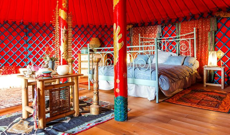 10 Amazing Yurts From Glamping Hub - Outdoor Project