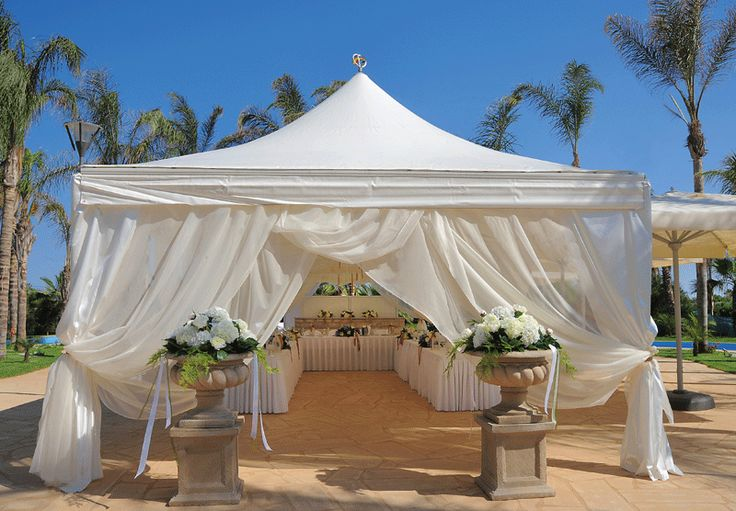 The Old Watermill Square Wedding Ceremony in Ayia Napa