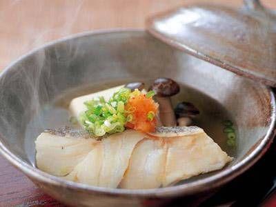 たらのちり蒸し レシピ 講師は佐々木 浩さん|『和食の達人』を目指すなら、蒸し器は必携!ふっくら、ジューシーに、素材のうまさを引き出します。