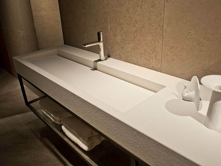 Foster itopker encimera de lavabo by inalco industrias for Encimera gres porcelanico