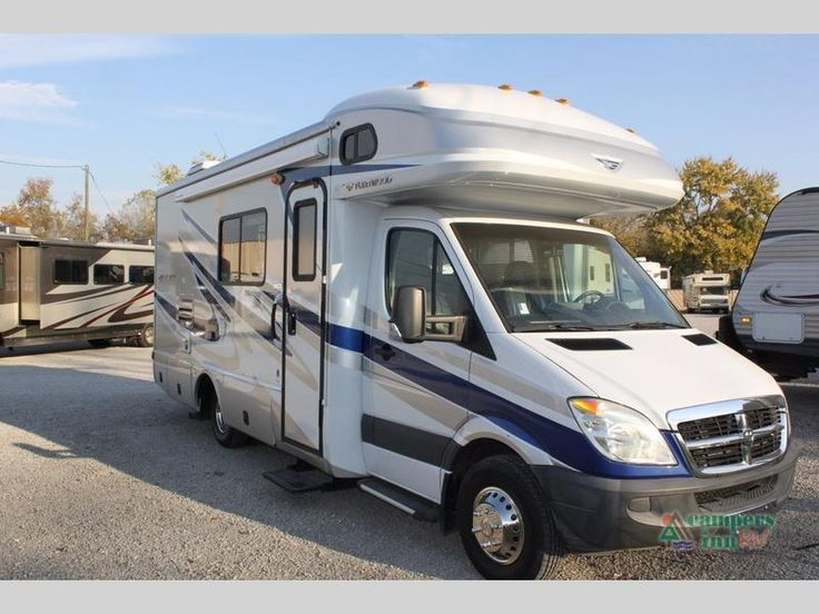Used 2009 Fleetwood RV Pulse 24A Motor Home Class C at Campers Inn | Clarksville, IN | #23890