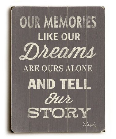 Take a look at this 'Our Memories' Wall Art by ArteHouse on #zulily today!