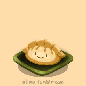 slimu slimu slimu, Japanese Food Party :D