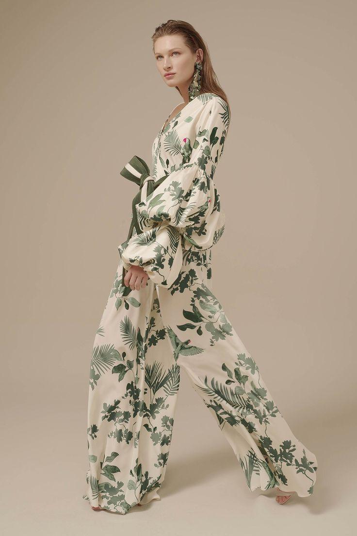 Johanna Ortiz - Spring 2017 Ready-to-Wear