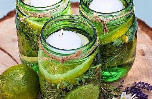 Как сделать свечи от комаров своими руками? 0