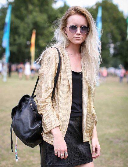 Lovebox 2014 Street Style   ELLE UK
