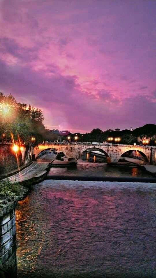 #sunset #trastevereapp