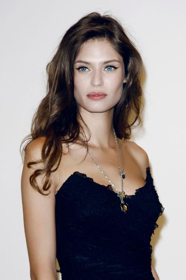 contour & eyes cats - Bianca Balti