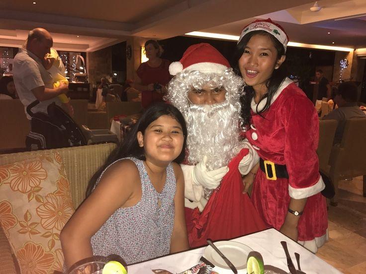 Meet Santa in Bali