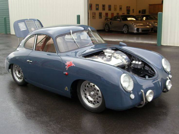 Kustom Coach Werks ~ View topic - 53 pre A 356 coupe