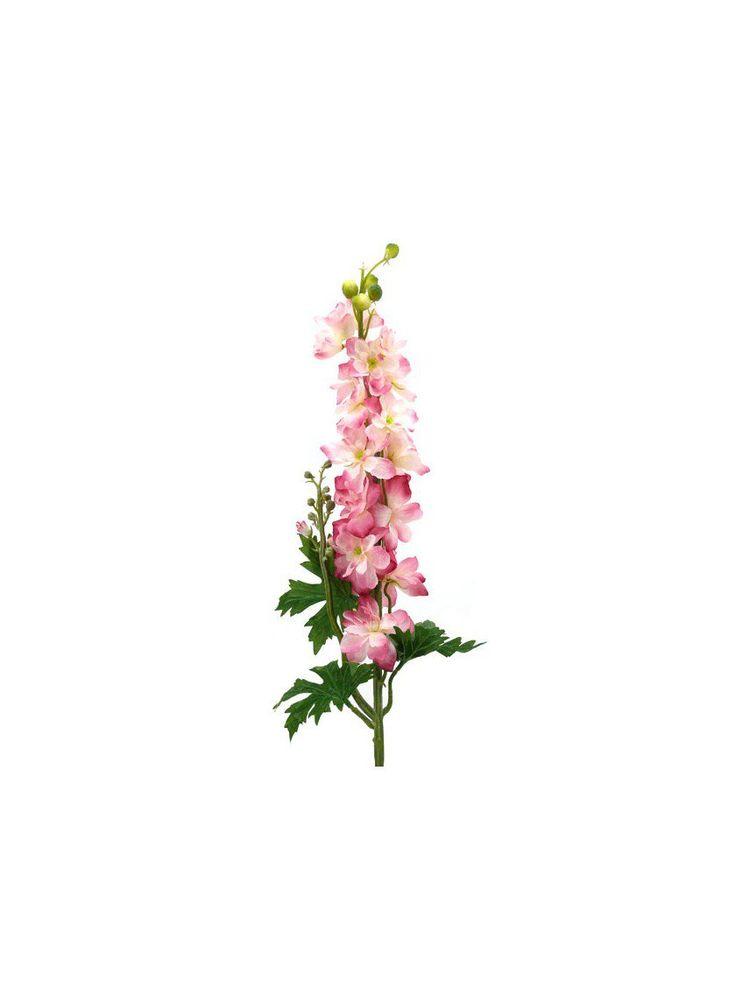 Delphinium est une fleur assez élégante. Sa grande tige est surmontée d'un monticule de p …   – Decorations