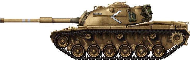 israeli e8 M48 Patton - Tanks Encyclopedia