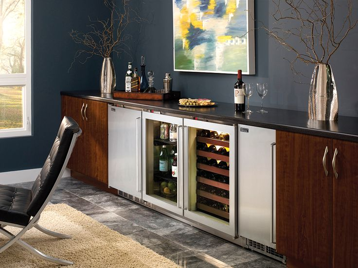 Furniture Photos Hgtv Wine Fridge Dining Room Buffet With Delightful