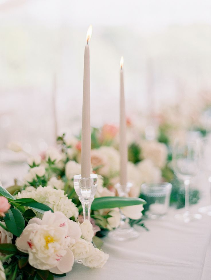 Spring Wedding Elegance With Some Serious Flower Power