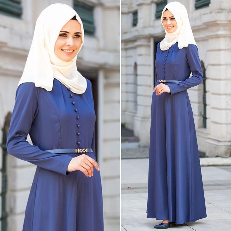 NAYLA COLLECTION - DRESS - 7080L #hijab #naylavip #hijabi #hijabfashion #hijabstyle #hijabpress #muslimabaya #islamiccoat #scarf #fashion #turkishdress #clothing #eveningdresses #dailydresses #tunic #vest #skirt #hijabtrends