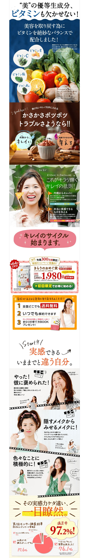 きらりのおめぐ実|美容の為のサプリメント 5/7 http://fanfare-shop.com/kirari/lp/