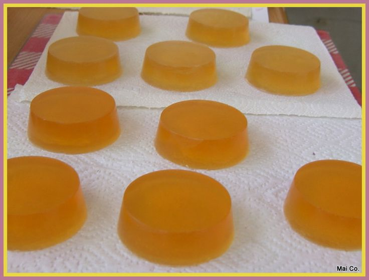 Herbal Lavender, Chamomile or Calendula Glycerine Soap is safe for babies and toddlers! Particularly if they have a very sensitive or dry skin as it attracts moisture to the skin and holds it there!