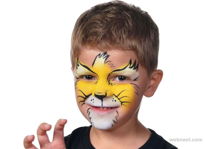 best 25 tiger face paints ideas on pinterest halloween
