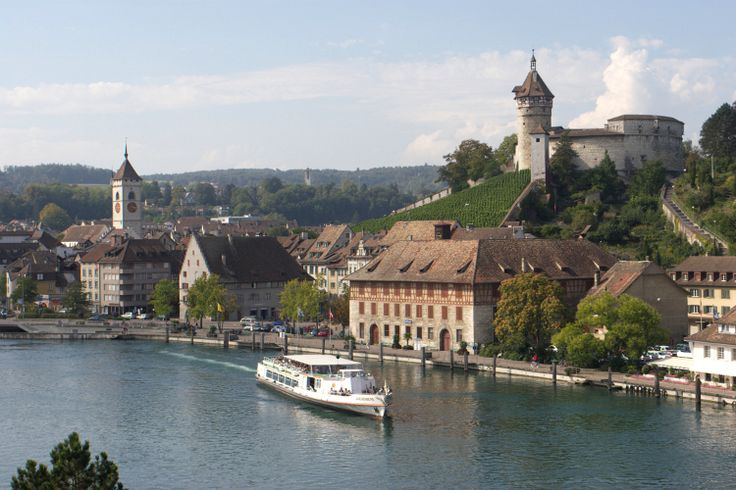 Schaffhausen Switzerland  city photos gallery : Schaffhausen, Switzerland | Vaterland | Pinterest