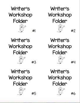 Best 25+ Writers workshop folders ideas on Pinterest