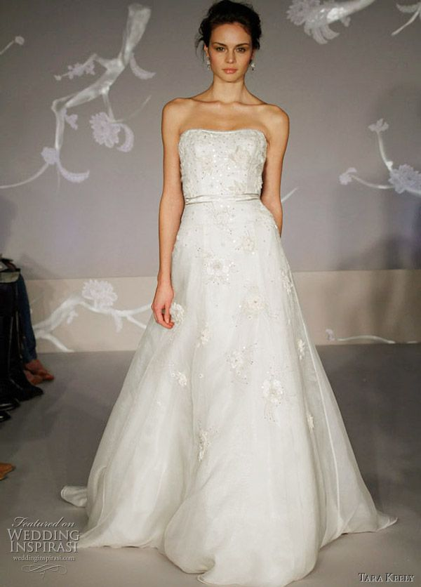 Tara Keely Wedding Dresses Spring 2011 | Wedding Inspirasi