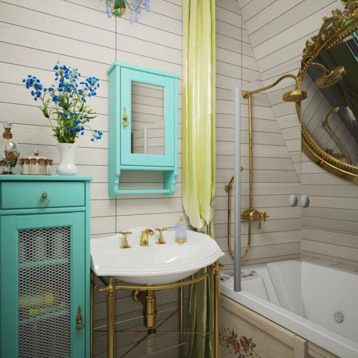 1001 Idees Deco De Salle De Bain Retro Ultra Elegantes Salle De Bain Retro Salle De Bain Amenager Petite Salle De Bain