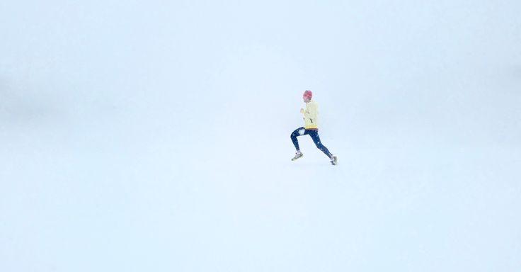 9 consejos para hacer deporte en invierno. ¡Arriba esos ánimos!