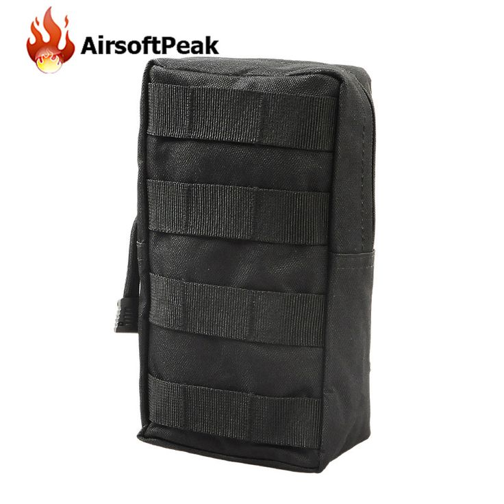 600D Nylon Tactical Molle Accessories Bag Airsoft Military Utility Pouches Outdoor Wasit Pack Pouch Equipment Hunting Bags $